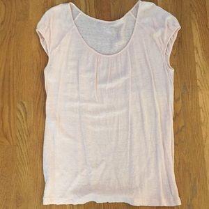 Loft linen t-shirt